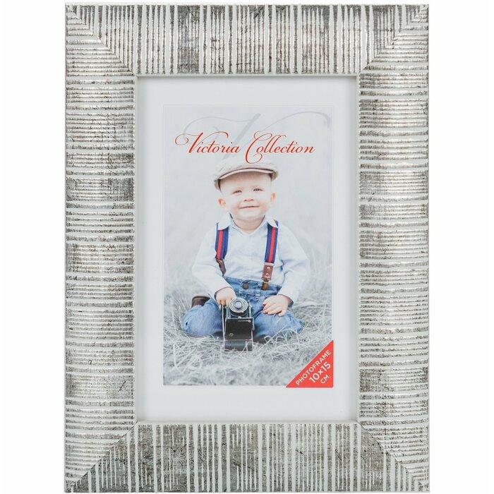 Photo frame Sand 10x15, silver (VI2456)