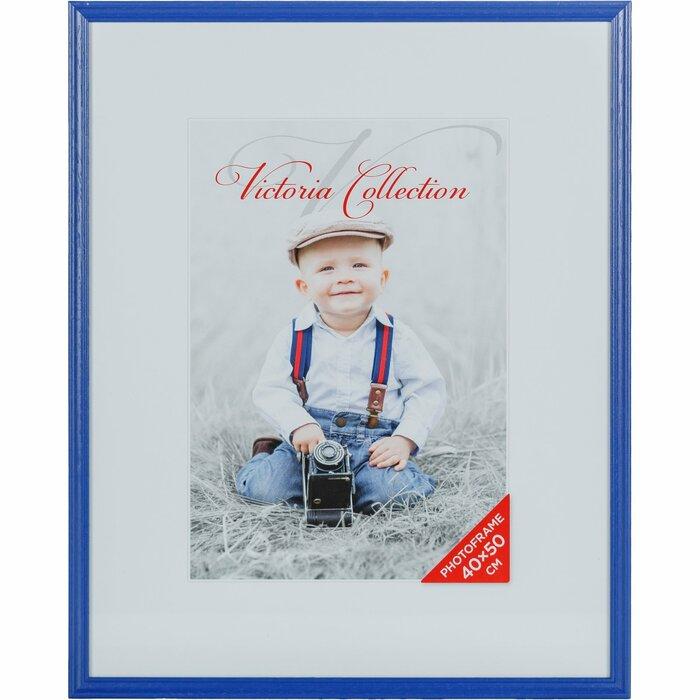 Photo frame Memory 40x50cm, blue