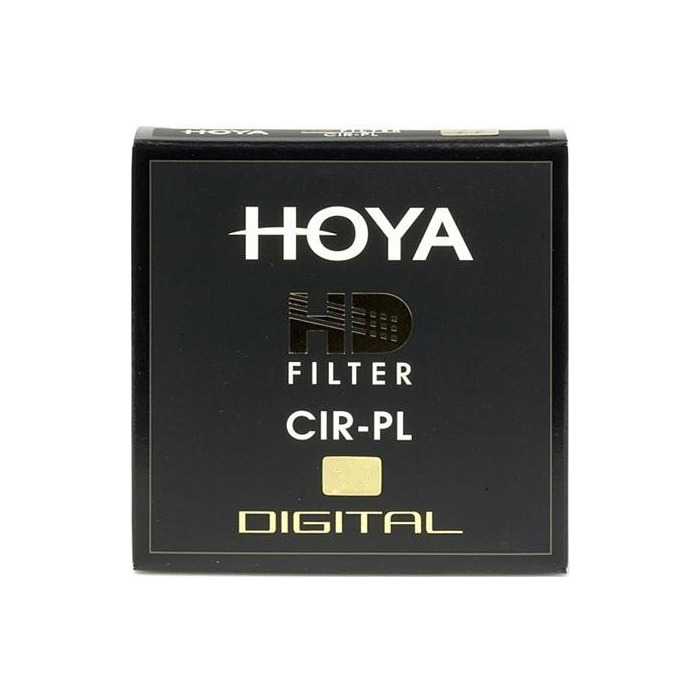 Hoya filter circular polarizer HD 72mm