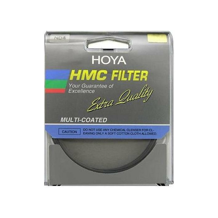 Hoya filter neutral density ND4 HMC 49mm