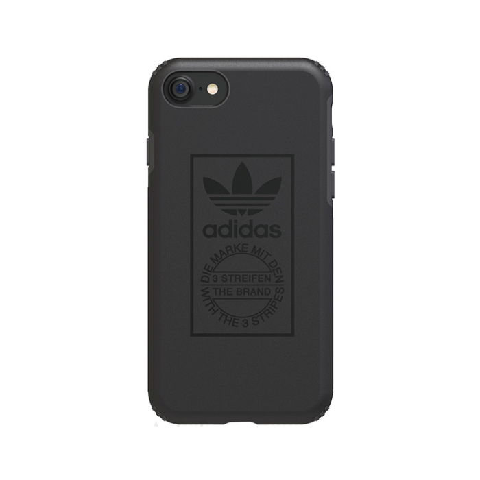 f74e8ff8ba Adidas Snap Case Silicone Case for Apple iPhone 7 / 8 Black (EU Blister)