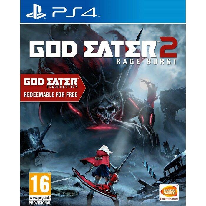 Namco Bandai PS4 God Eater 2: