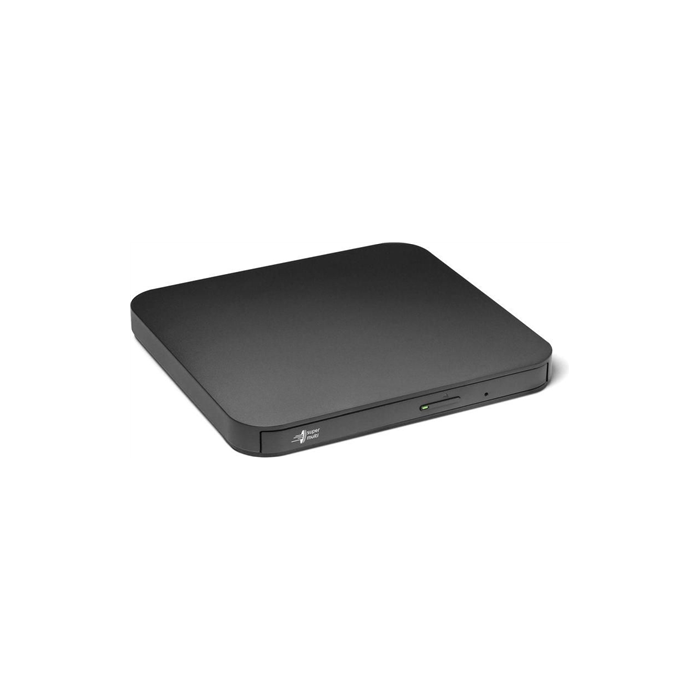 H.L Data Storage Ultra Slim Portable DVD-Writer GP90NB70 Interface USB 2.0, DVD±R/RW, CD read speed 24 x, CD write speed 24 x, Black, Desktop/Notebook
