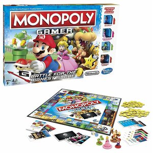 MONOPOLY Gamer Edition - Super Mario