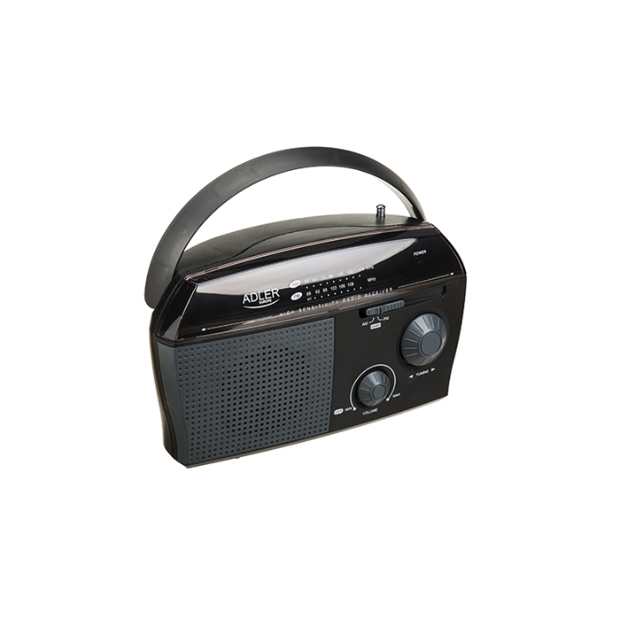 Adler Radio AD 1119 Black