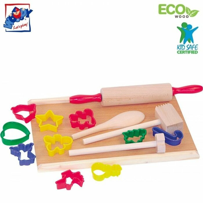 Woody 90193 Eko koka / plastmasas