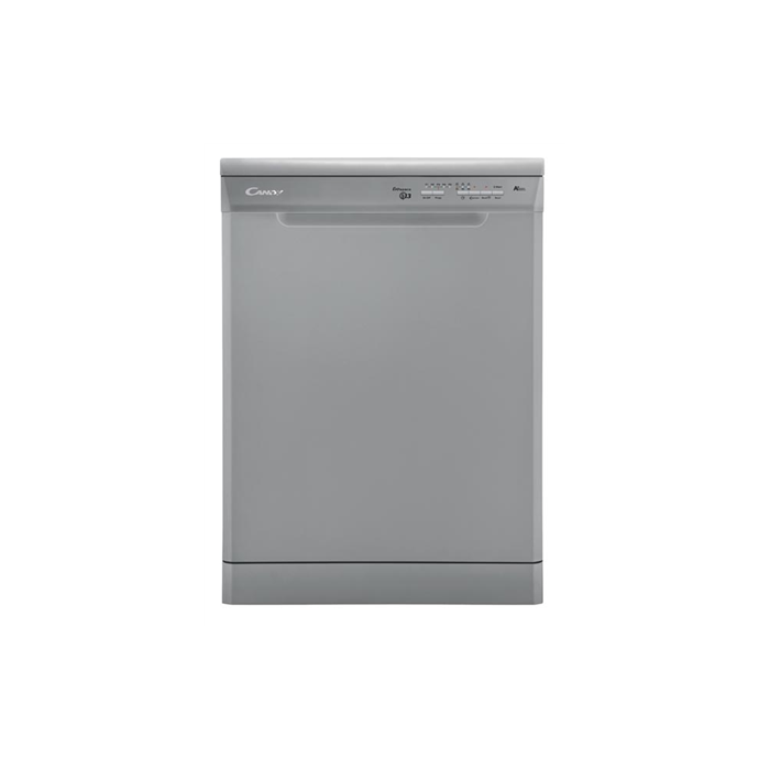 Candy Dishwasher  CDP 1L39S Free standing, Width 60 cm, Number of place settings 13, Number of programs 6, A+, AquaStop function,  Moonlight Silver