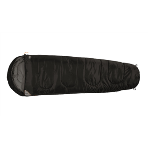 Easy Camp Cosmos, Sleeping bag, 210x75(50) cm, +22/+8/-5 °C, Black
