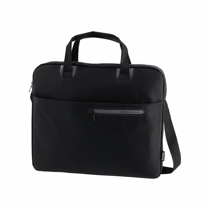 "Hama Sydney notebook case 39.6 cm (15.6"") Briefcase Black, Grey"