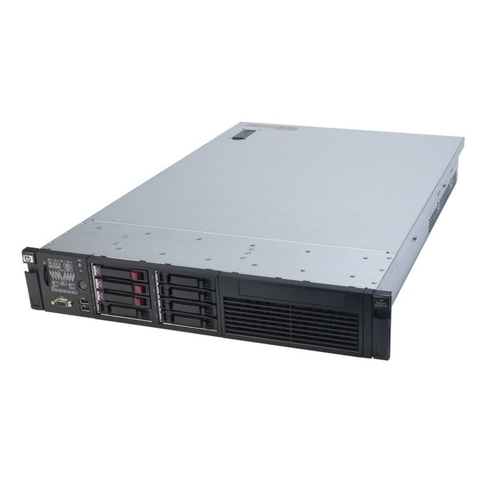 Hewlett Packard Enterprise ProLiant DL385 G7 2 x AMD Opteron 6282 SE, 16GB RAM, 2 x 300GB SAS 10K HDD, 2 x 460 W PSU