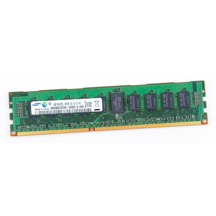 Samsung 4GB 1Rx4 PC3-10600R DDR3 Registered Server-RAM REG ECC
