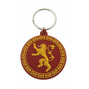 Game of Thrones - Lannister Ruber Keychain