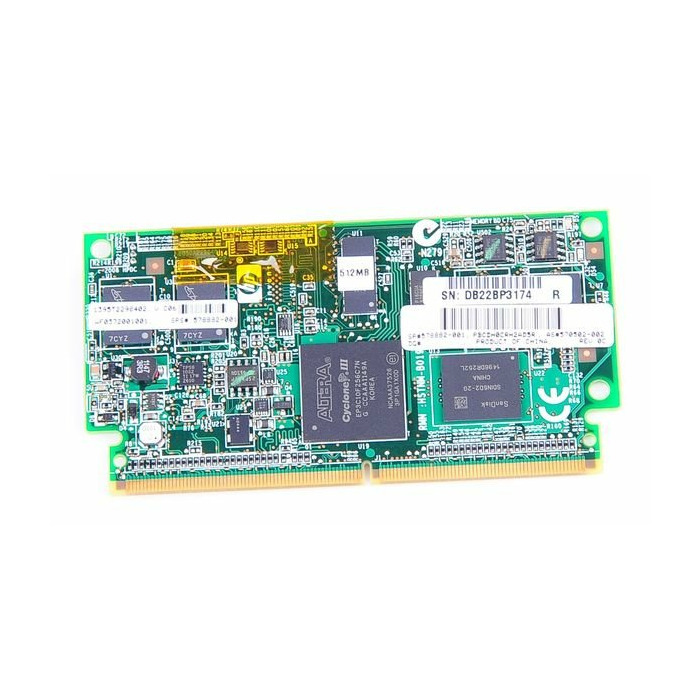 HP 512MB Flash Backed Write Cache (FBWC) Module for P410, P410i, P411, P212, P812 Controller - 534916-B21