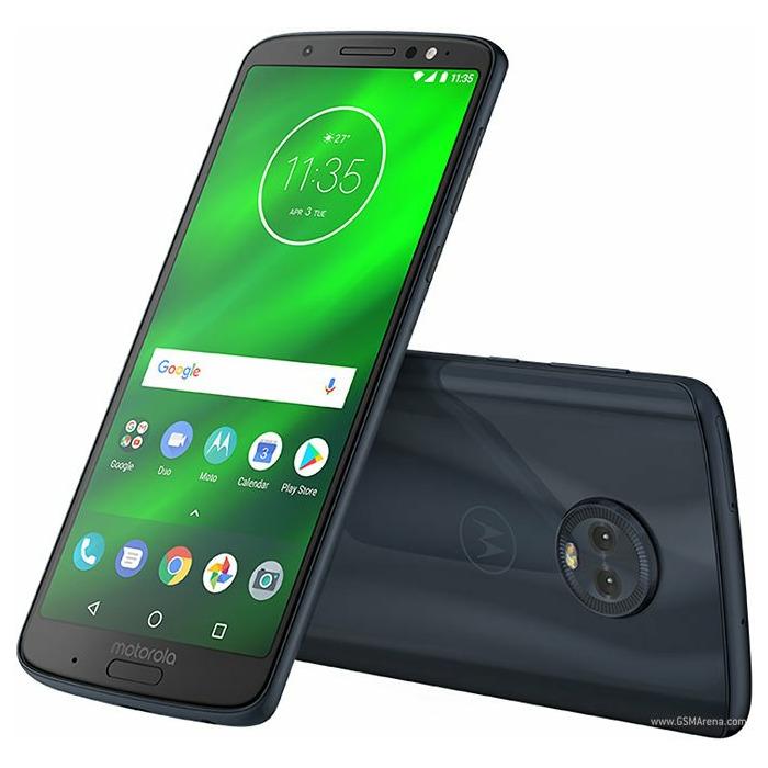 Motorola Moto G6 Plus XT1926-3 (Deep Indigo) Dual SIM 5 9