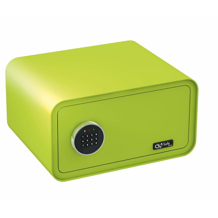 Olympia GO Safe 200 Wall safe Green