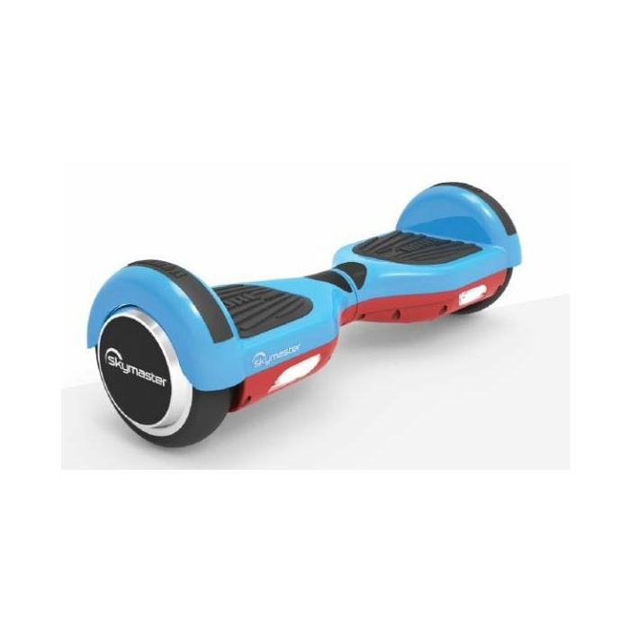 SMART BALANCE BOARD Skymaster Wheels 6 Dual Smart blue-red