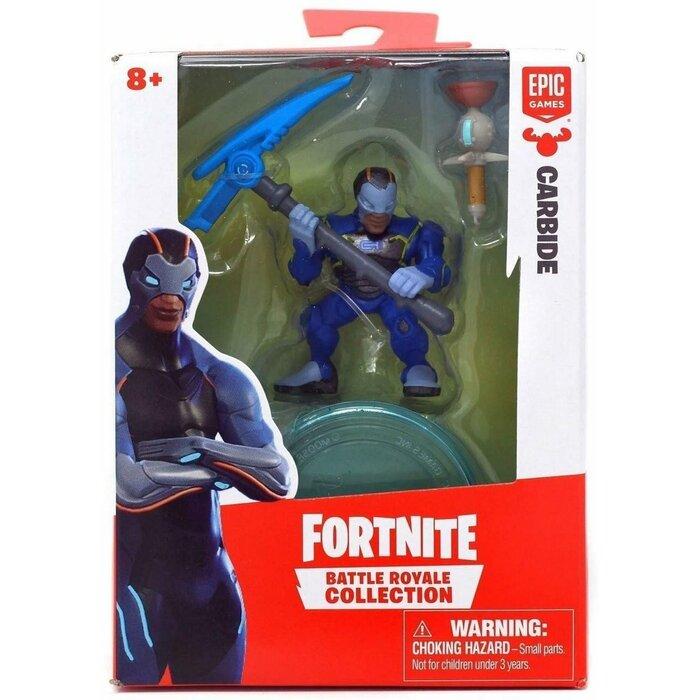 Fortnite Battle Royale Collection Carbide Action Solo Figure Wave 1