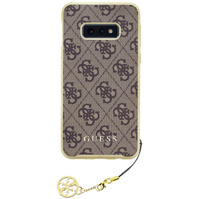 Guess GUHCS10LGF4GBR Hard case Charms Back Case fo | GUHCS10LGF4GBR | Bags and sleeves for smartphones