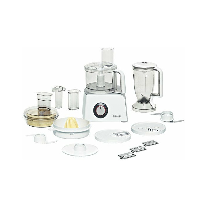 Bosch MCM4200 food processor 1.25 L White 800 W
