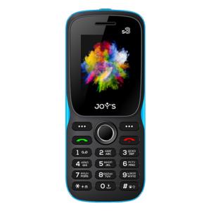 Joys S3 DS Black Blue