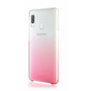 "Samsung EF-AA202 (Galaxy A20) mobile phone case 16.3 cm (6.4"") Cover Pink"