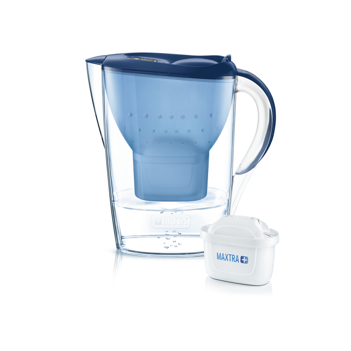 Water filter jug Brita Marella MX Plus | blue