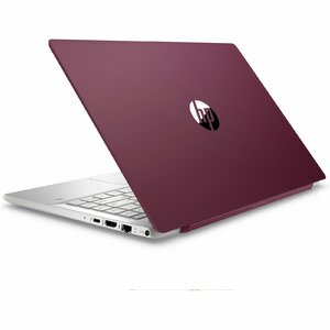 """HP Pavilion 14"""" FHD Core i3-8130U 4GB 128GB SSD WIN 10 Burgundy&Silver Outlet"""