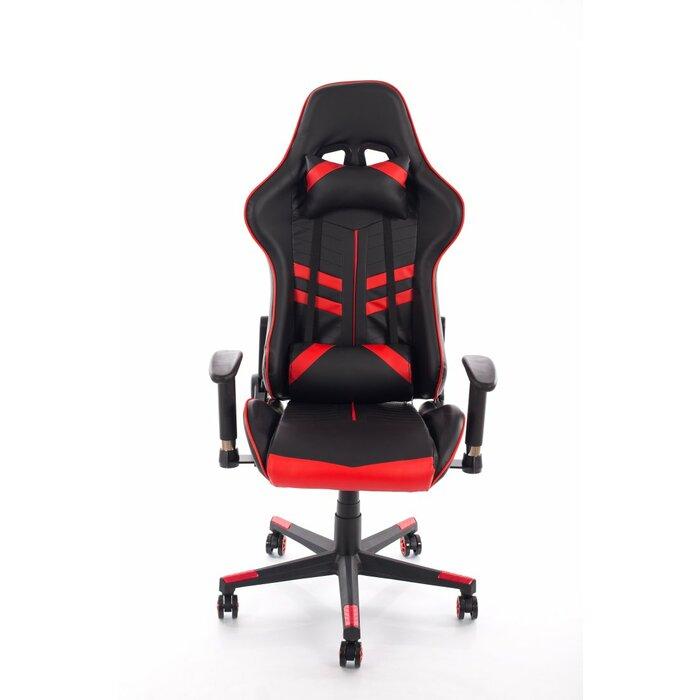 Spēļu krēsls 9206 sarkans