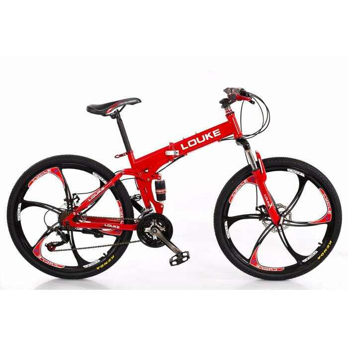 Louke 6 Foldable bike