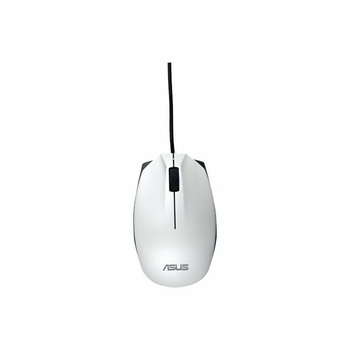 ASUS UT280 mice USB Optical 1000 DPI Ambidextrous White