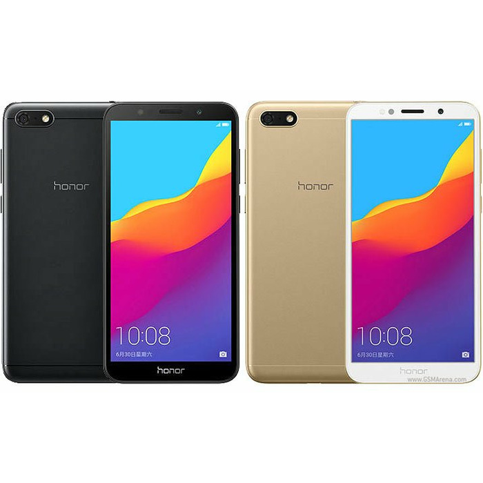 HONOR 7S BLACK 16GB (UPDATED CODE)