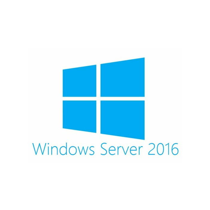 Microsoft Windows Server 2016 1license(s) English