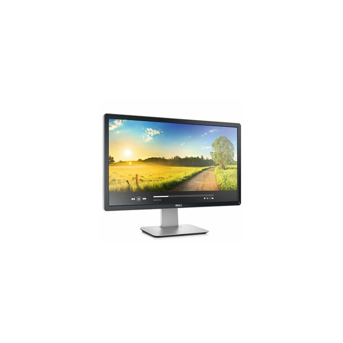 "DELL Professional P2414H LED display 23.8"" Full HD Black,Silver"