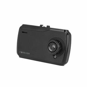FOREVER VR-120 Auto video reģistrātors HD / microSD / LCD 2.4'' + Turētājs