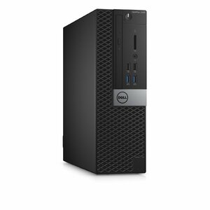 DELL OptiPlex 3040 SFF Pentium G4400, 8GB RAM, 120GB SSD, DVDRW, Windows 10
