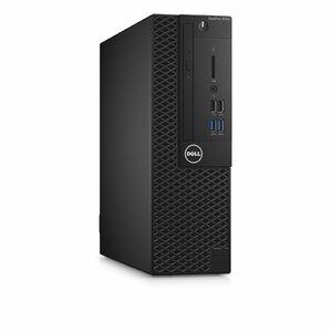 DELL OptiPlex 3050 SFF Pentium G4400, 4GB RAM, 120GB SSD, DVDRW, Windows 10