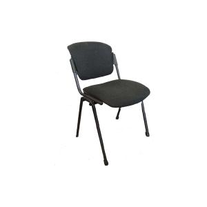 Apmeklētāju krēsls Era black