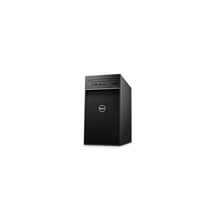 Dell Precision 3630 Workstation, Tower, Intel Xeon, E-2236, Internal memory 8 GB, DDR4, SSD 256 GB, Nvidia Quadro P2000, No Optical Drive, Keyboard language No keyboard, Windows 10 Pro, Warranty Basic Onsite 36 month(s)