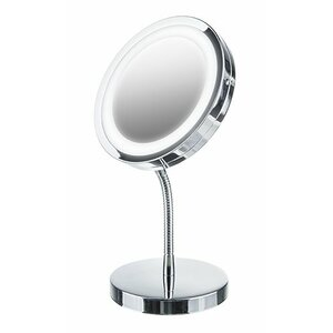 Adler AD 2159 makeup mirror Freestanding Chrome