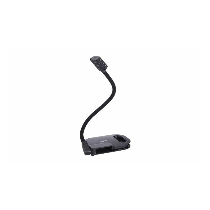 "AVerMedia AVerVision U50 Black 1/4"" CMOS USB 2.0 document camera"