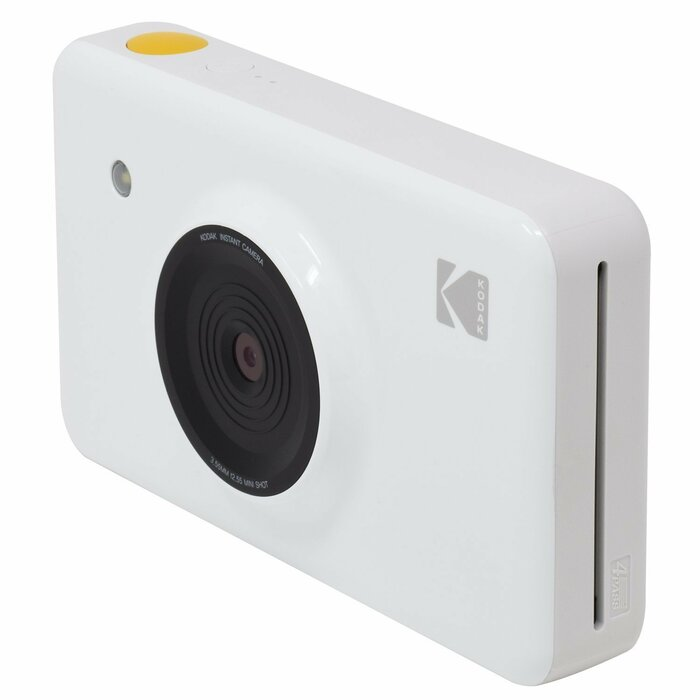 Kodak Minishot Camera & Printer White