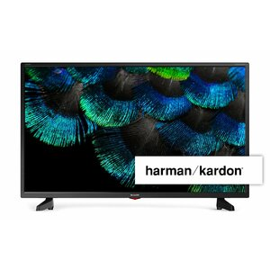"Sharp LC-32HI3322E TV 81,3 см (32"")  HD Ready Black"