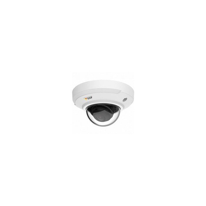 Axis Companion Dome WV IP security camera Indoor White 1920 x 1080 pixels