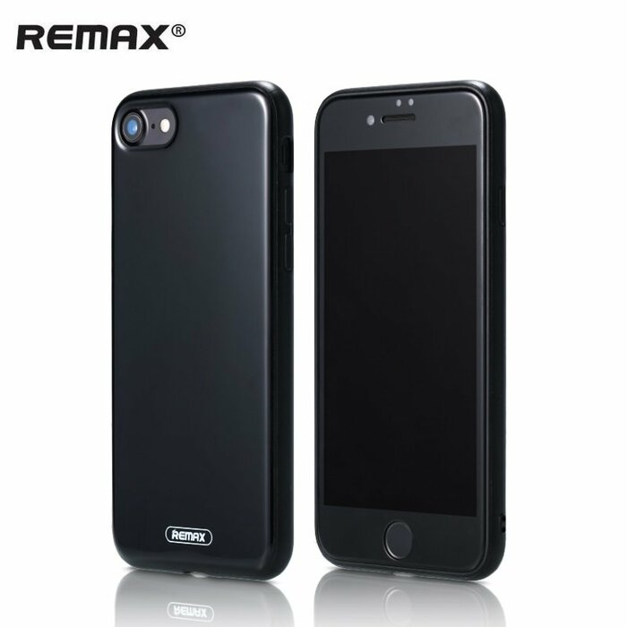 Remax Jet Series Ultra Slim 0.3mm Jet Back Effect Back Case Apple iPhone 7 (4.7inch) Glossy Black