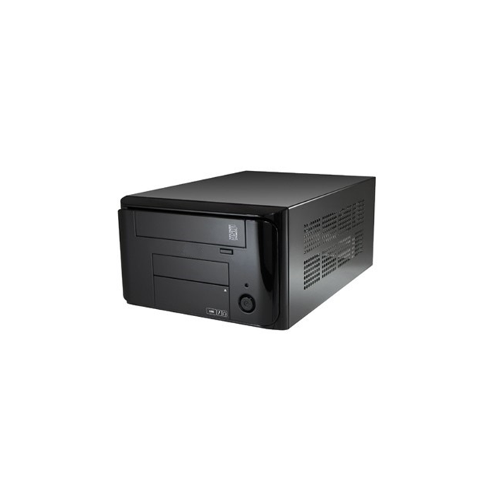 Goldenfield Mike 210 Computer chassis USB 2.0 x2,  Mic x1, Spk x1, black, SFF, Power supply included No