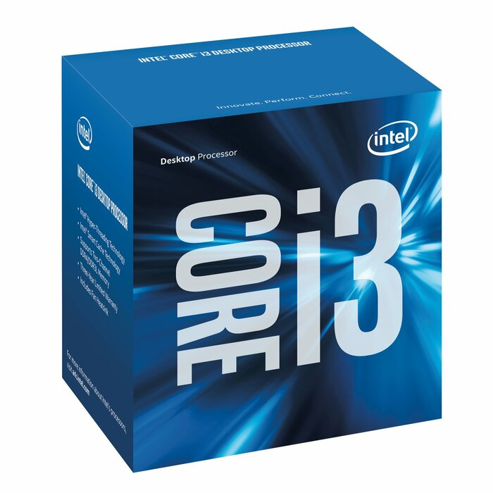 Intel Core i3-7100 processor 3.9 GHz Box 3 MB Smart Cache