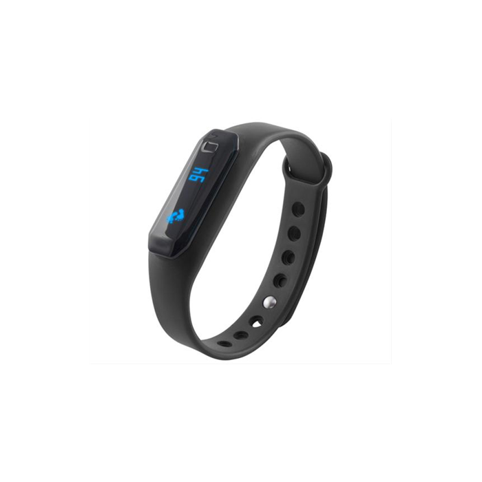 KSIX Fitness Band 2 Sport Tracker  BXBZ02 Black, OLED 0.69, Bluetooth, 12 g, Waterproof, Built-in pedometer,