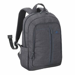 Rivacase 7560 backpack Polyester Grey