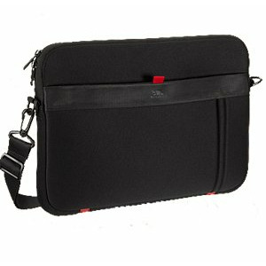 "Rivacase 5120 13.3"" Sleeve case Black"
