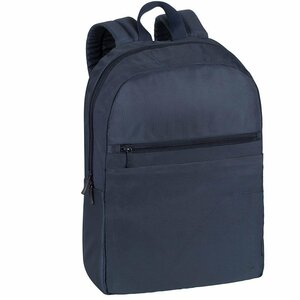 Rivacase 8065 backpack Polyester Black, Blue